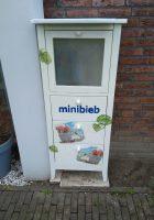 Foto van minibieb