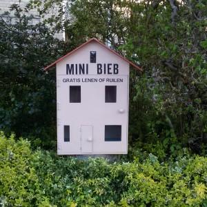 Minibieb Pieter Lastmanstraat Meppel